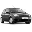 Запчасти Ford Fiesta (02-)