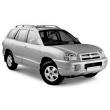 Запчасти Hyundai Santa Fe (01-06) +ТАГАЗ (08-)
