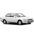 Запчасти Toyota Corolla E100 (92-)