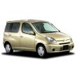Запчасти Toyota FunCargo (99-05)