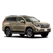 Запчасти Toyota Land Cruiser Prado 150 (09-)