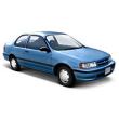 Запчасти Toyota Tercel/Corsa L4 (90-94)