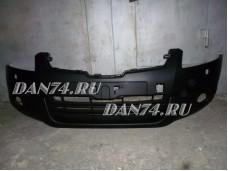Бампер передний под омыватели Nissan Qashqai J10 (07-)