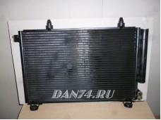 Радиатор кондиционера Toyota Platz/Vitz CP1 / BB NCP3 / Fun Cargo NCP2 / Ist NCP6 / Raum NCZ2 (99-08)