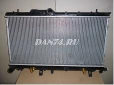 Радиатор двигателя Subaru Legacy B4 / Lancaster (98-03) / Impreza Twin Turbo (00-07)
