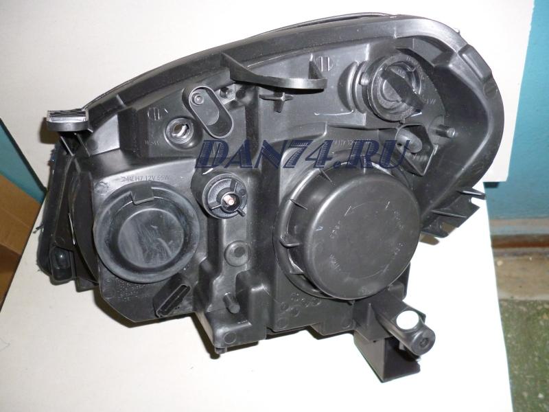 Фара Nissan Qashqai J10 (07-) правая передняя под корректор | Ниссан Кашкай | 7400 руб. | 215-11B8R-LD-EM/21511B8RLDEM [ Оригинал: 26010-JD95A/26010JD95A ]