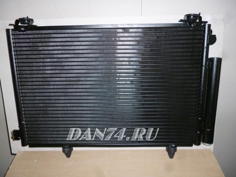 Радиатор кондиционера Toyota Platz/Vitz CP1 / BB NCP3 / Fun Cargo NCP2 / Ist NCP6 / Raum NCZ2 (99-08) | Тойота Платц / Витц / ББ / Фан Карго / Ист / Раум | 3900 руб. | 88460-52010/8846052010 [ Оригинал: 88460-52010/8846052010 ]