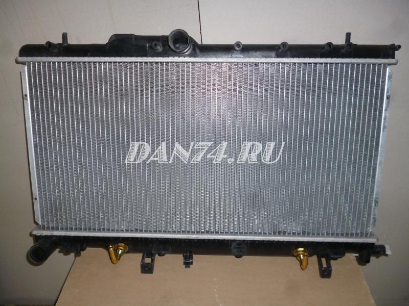 Радиатор Subaru Legacy B4 / Lancaster (98-03) / Impreza Twin Turbo (00-07) | Субару Легаси / Ланкастер / Импреза | 4200 руб. | SB0005-T/SB0005T [ Оригинал: 45111-AE020/45111AE020 ]